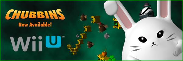 Chubbins on Wii U