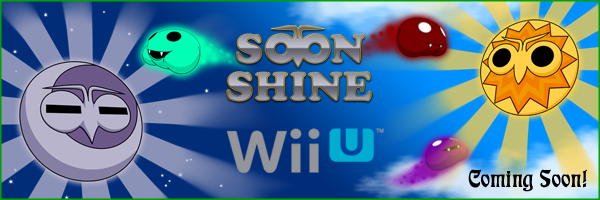 [Soon Shine - Coming Soon to Wii U]